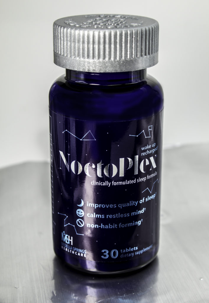 NocotoPlex Clinically Formulated Sleep Formula Dietary Supplement for Adults