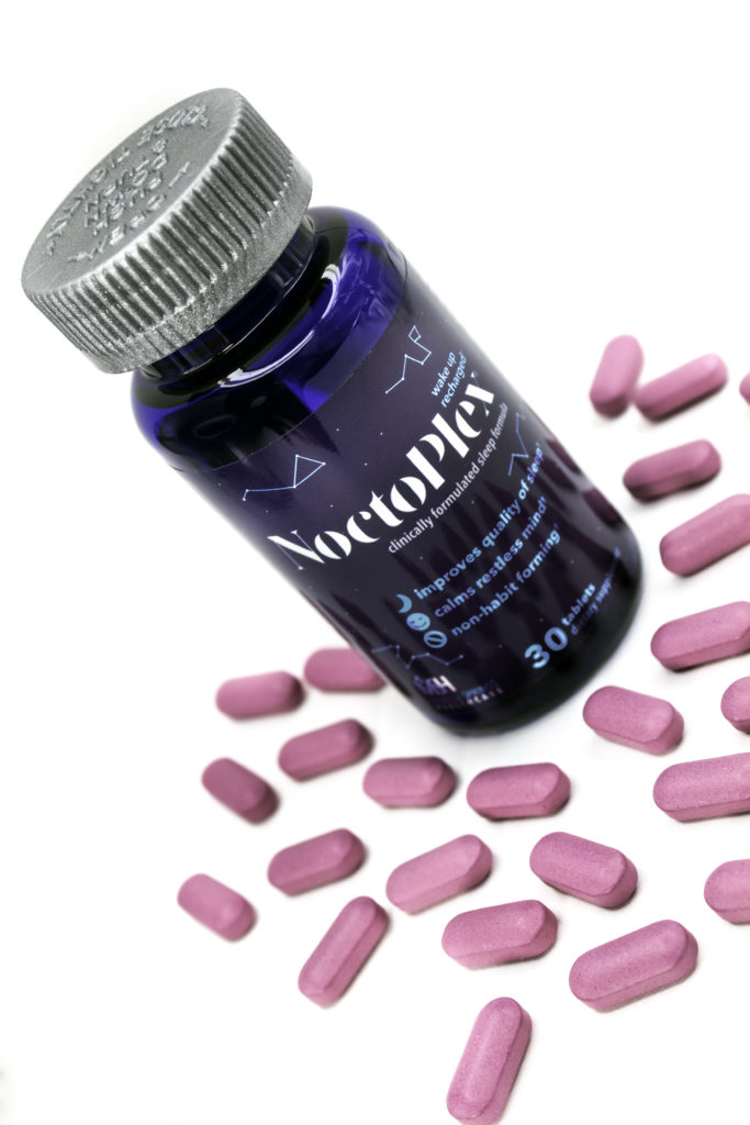 NoctoPlex contains safe and effective ingredients like Magnesium,melatonin, and Vitamin Bs