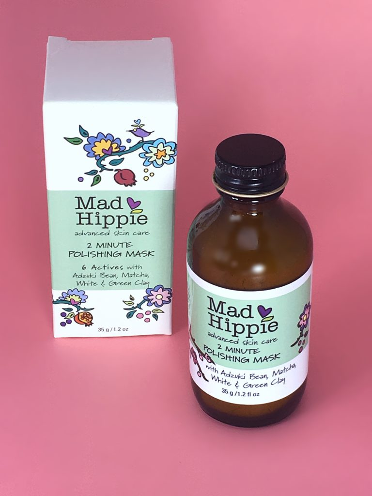 Style Chicks answers questions about Mad Hippie 2 Minute Polishing Mask