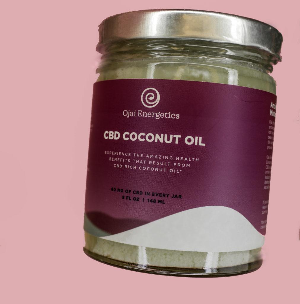 Ojai Energetics CBD Coconut Oil