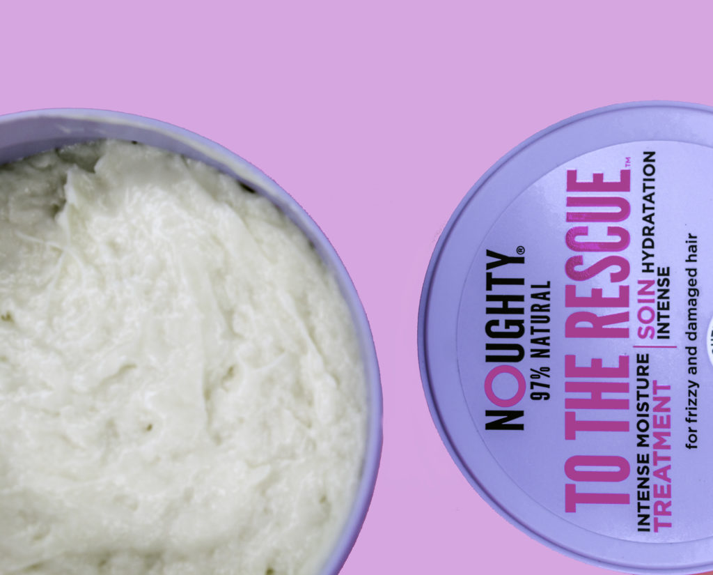 Noughty To The Rescue Intensive Moisture Treatment