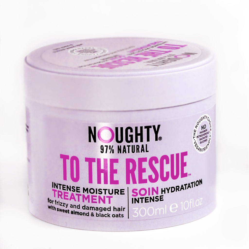 Noughty To The Rescue