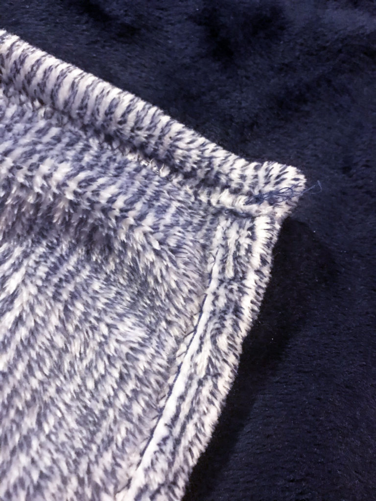 well-stitched Seams
