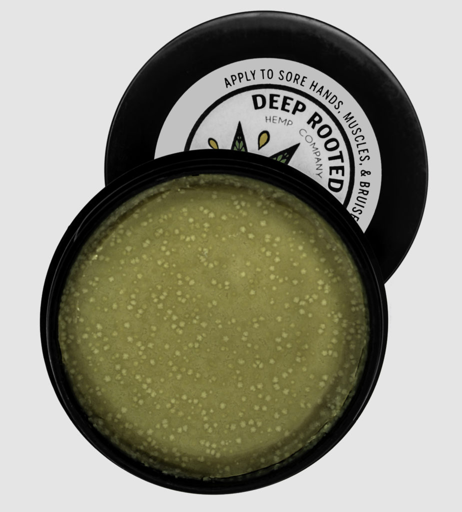 The Balm by Deep Rooted Hemp Company