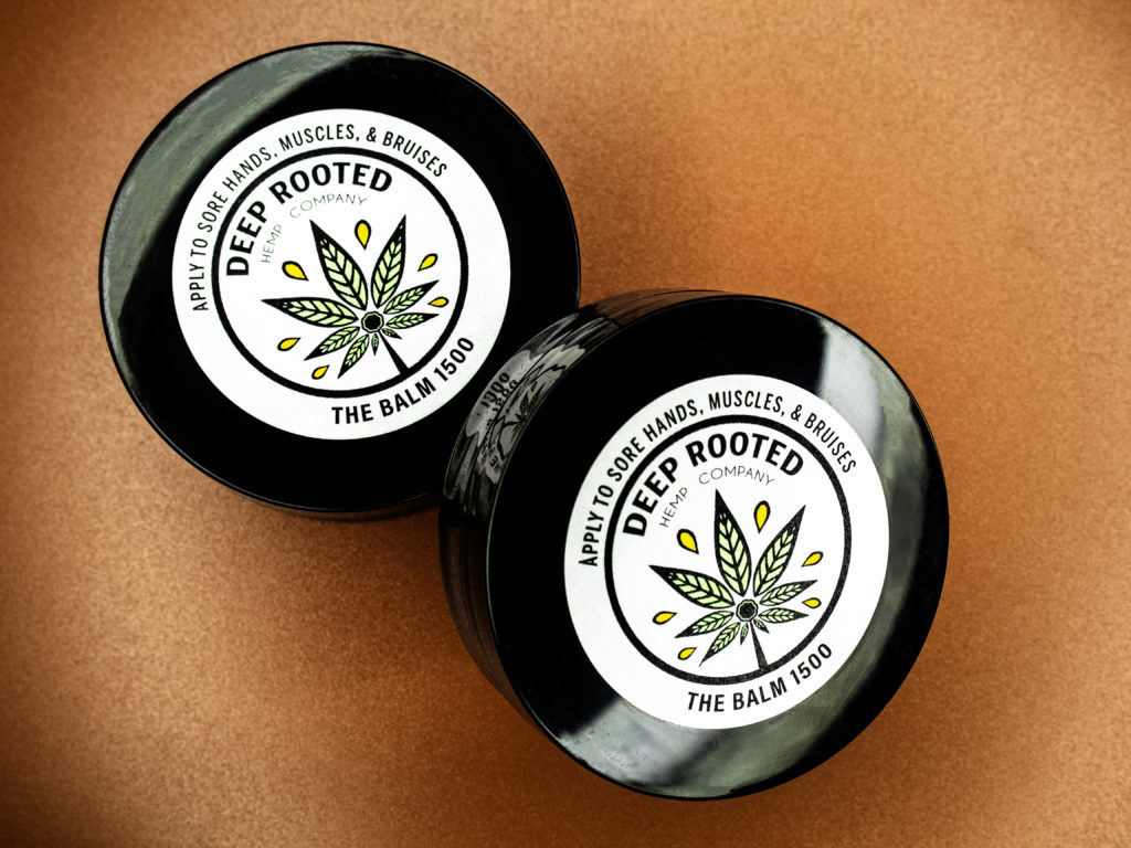 The Balm by Deeply Rooted